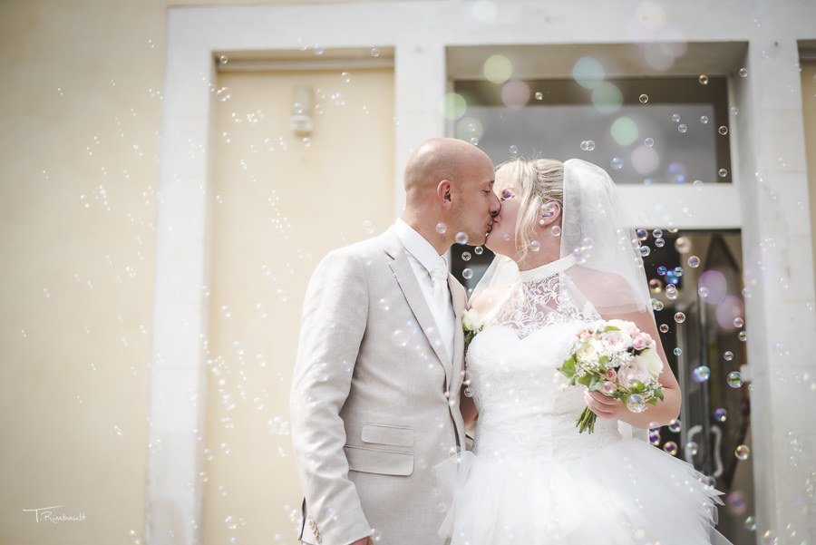 Photos du mariage de Héloïse & David