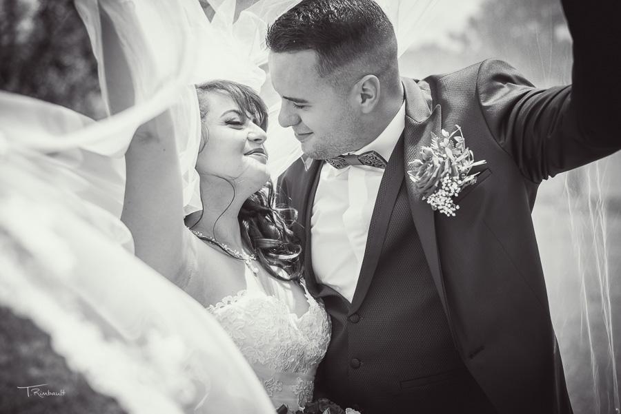 Photos du mariage de Héloïse & Benjamin