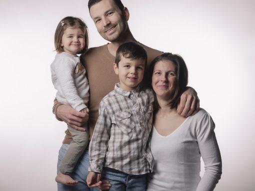 Reportage photos famille Hiolet