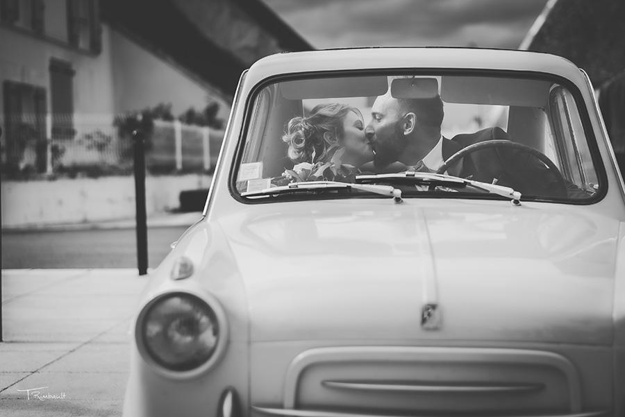 Photos du mariage de Mélanie & Sébastien