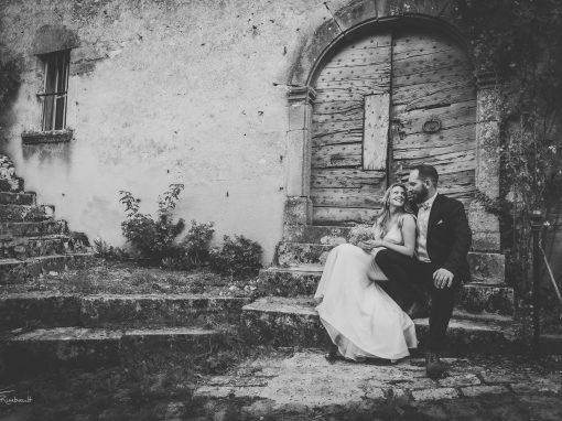 photos du day after du mariage de Mélanie & Sébastien
