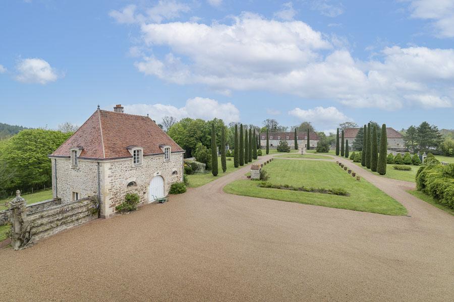 chateau de marrault avallon 07